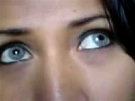 beautiful eyes with color contact lenses youtube
