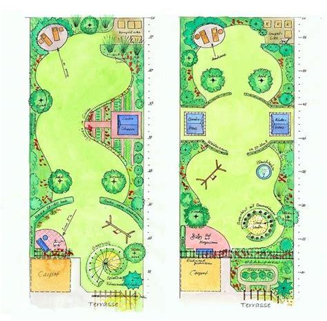 Garten Planen Beispiele vorgarten planen anlegen gartengestaltung ideen modern