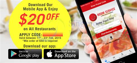 room service singapore food delivery room service food delivery 20 coupon code 17 23 feb 2015