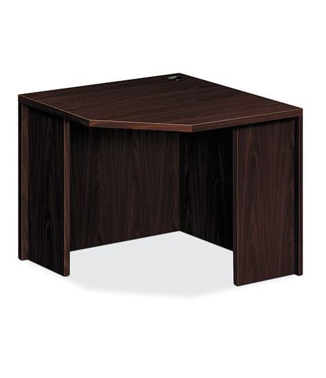 hon corner desk 10500 series corner desk h105811 hon office furniture