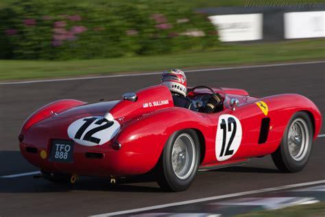 Ferrari 860 Monza by Ferrari 860 Monza S N 0604m 2012 Goodwood Revival High