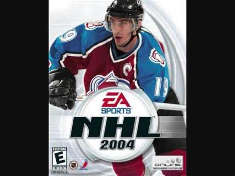 "nhl 2004 ""the quiet things that no one ever knows"" brand"