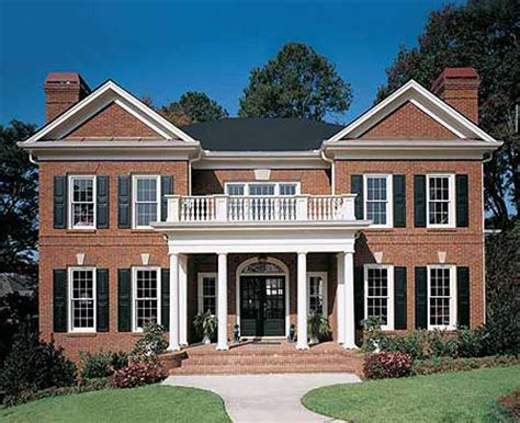 georgian style home plans classic georgian 5625ad 2nd floor master suite corner lot georgian bath pdf