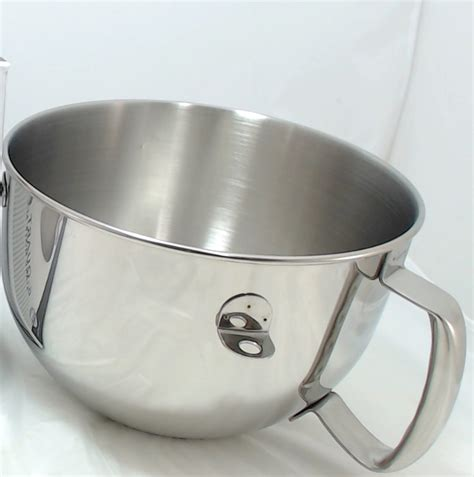 kitchenaid stand mixer 6qt s s bowl kn2b6peh ap4507761