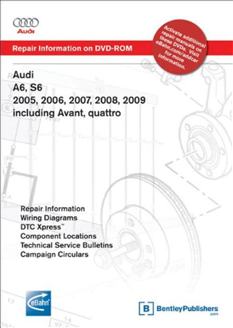 online car repair manuals free 2007 audi a6 security system audi a6 service manual audi a6
