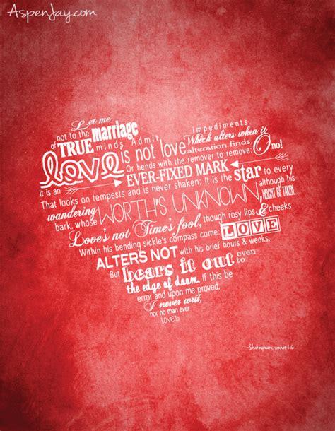 shakespeare valentines shakespeare valentines printable aspen