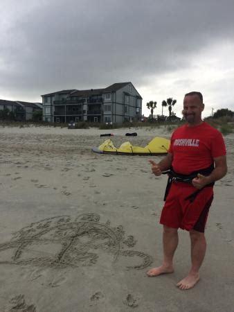 Myrtle Beach Kiteboarding School - Day Course (SC): Top ... Kitesurfing School South Carolina