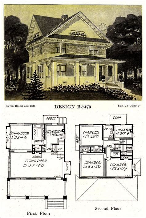 foursquare floor plans modern foursquare house plans beautiful 64 best 1890 1930