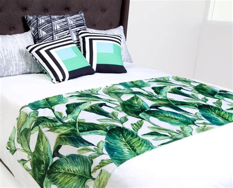 Bed Runner Ukuran 2 5 Meter 1 vasare nar quot motif quot fleece throw blanket kess inhouse