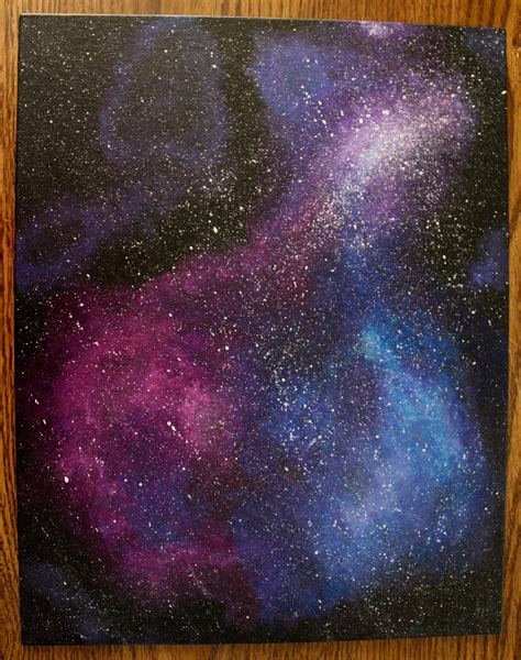 acrylic paint galaxy galaxy painting acrylic www pixshark images