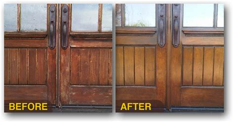 refinishing wood doors interior image collections glass