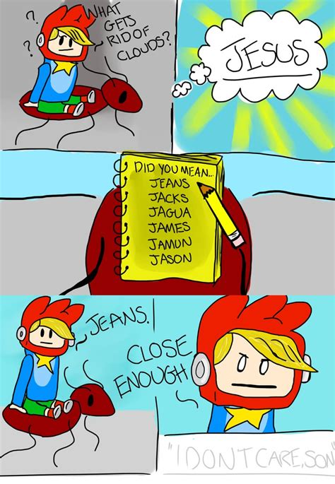 Scribblenauts Memes - related keywords suggestions for scribblenauts funny
