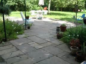 Decoration full color thermal bluestone patio patio stone tile ideas
