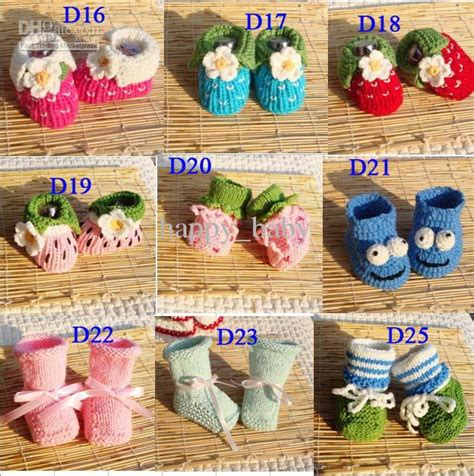 Handmade Baby Items That Sell - 2017 0 15 months handmade baby crochet shoes boots booties