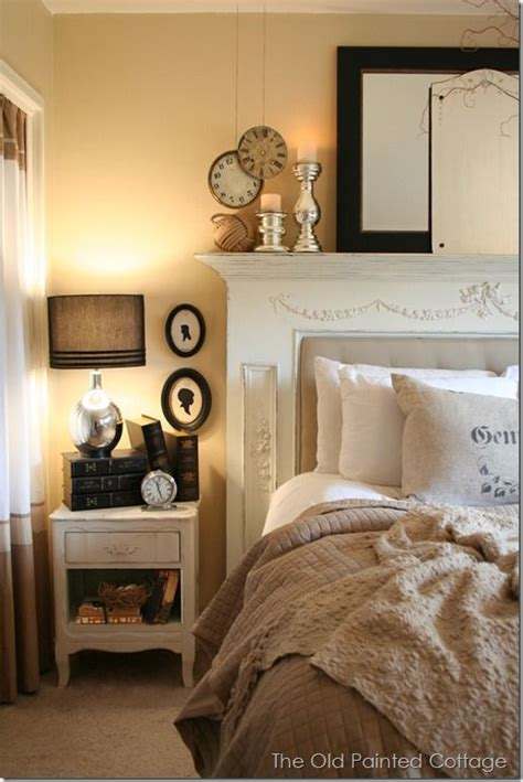 mirror above headboard fireplace mantel over headboard with mirrors like hanging