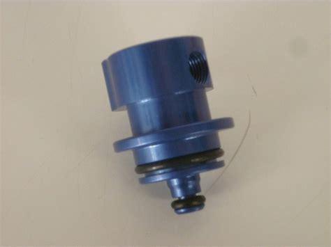 Regulator Adaptor fuel pressure regulator adaptor intune motorsport