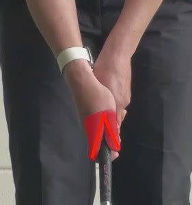 role of the right hand in the golf swing golf grip what is the trigger finger