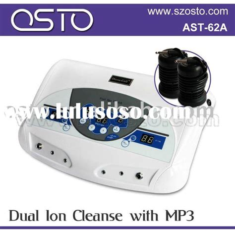 Look Out For Detox Mp3 by Ion Cleanse System Ion Cleanse System Manufacturers In