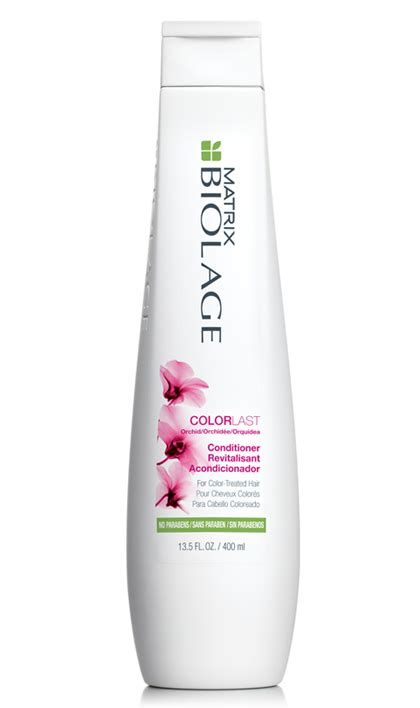 biolage color biolage colorlast conditioner for colored hair matrix