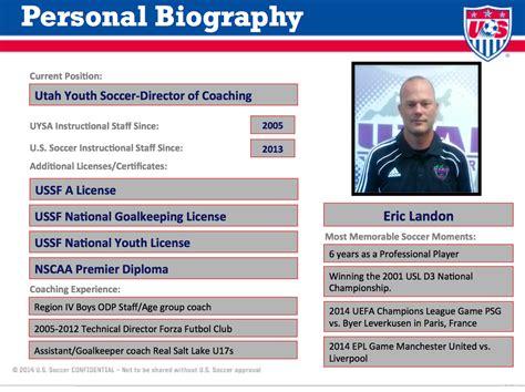Coaching Staff Quotes Quotesgram Coach Bio Template