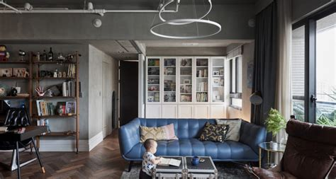 10 contemporary elements that every home needs customized family home with industrial elements alrio