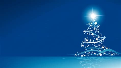 blue tree christmas wallpaper for android 11954 wallpaper