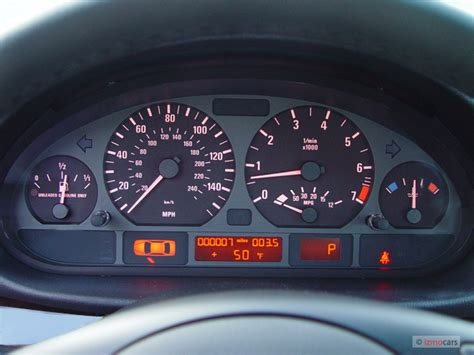 vehicle repair manual 1996 bmw z3 instrument cluster image 2005 bmw 3 series 325i 4 door sedan rwd instrument cluster size 640 x 480 type gif