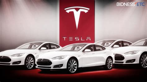 Tesla Corp Testla Motors Stock Price Is Falling Today
