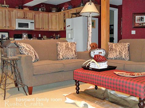 warming a room with rustic paint colors rustic crafts chic decor
