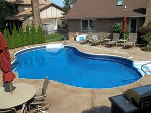 Backyard Pools In Small Spaces Backyard Pool For Small Space Pools For Home