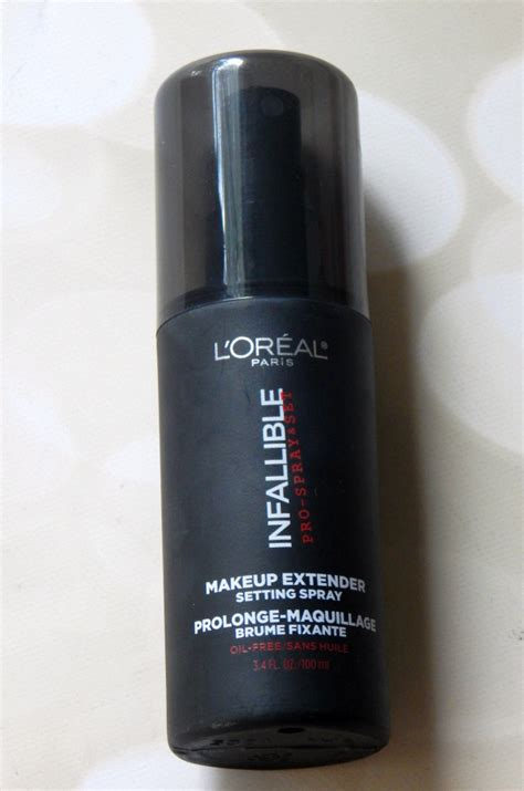 L Oreal Setting Spray l oreal infallible setting spray southeast by midwest