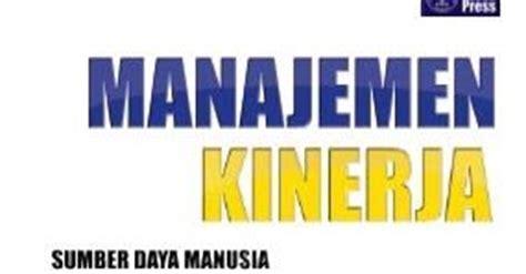 Buku Pedoman Lengkap Profesional Sdm Indonesia ebook manajemen kinerja sumber daya manusia implementasi