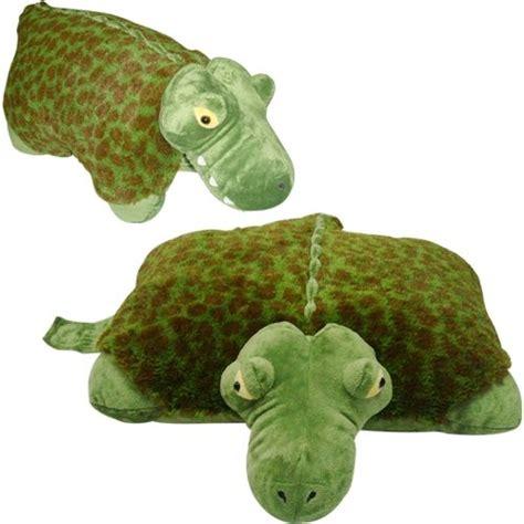 Alligator Pillow Pet alligator pillow pet quot sleeping friendz quot brand large 18