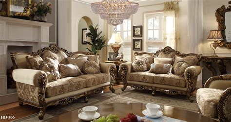 room set living room set hd506 antique recreations