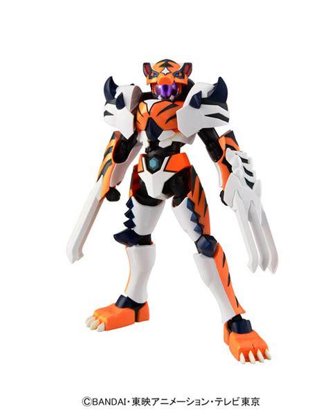 majin bone 05 tiger bone thunder fighter figure