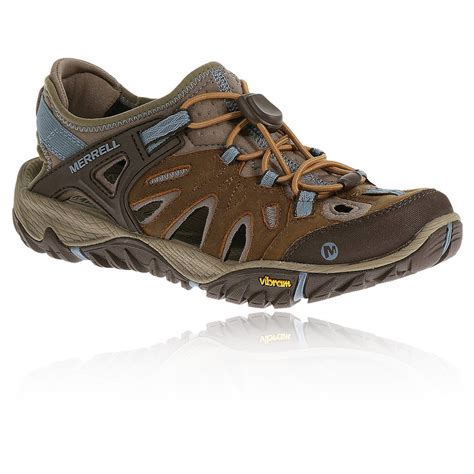 merrell walking shoes merrell all out blaze sieve s walking shoes ss18