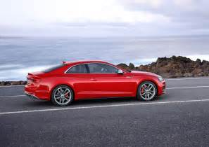 Audi S5 Coupe Price New 2017 Audi A5 S5 Luxury Coupe Revealed All