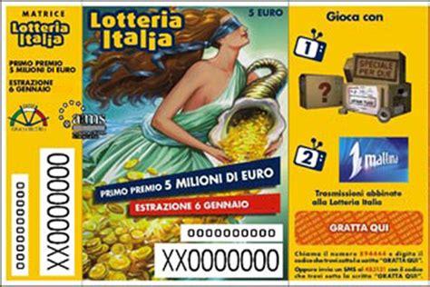 premi di consolazione lotteria italia 2013 lotteria italia 2015 terza categoria