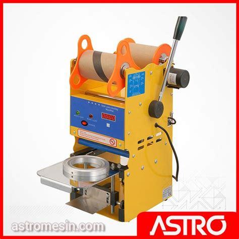 Mesin Penyegel Gelas Plastik Cup Sealer Cs S929 Small Cup harga mesin cup sealer alat segel dan press gelas plastik