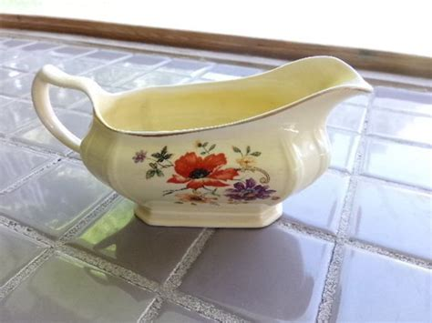 gravy boat wedding gift limoges china co gravy boat from the 1930 s vintage