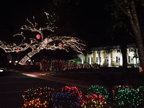 stephen foster state park christmas lights mouthtoears com
