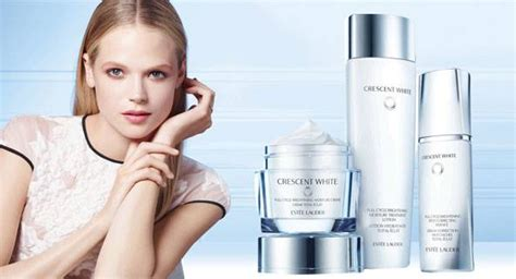 Estee Lauder Crescent White estee lauder new crescent white cycle brightening for