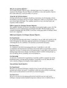 resume exle simple basic resume objective resume