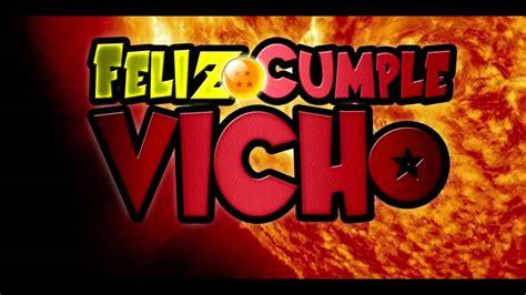 Imagenes Para Cumpleaños De Dragon Ball Z | saludo de cumplea 241 os de goku vicho youtube