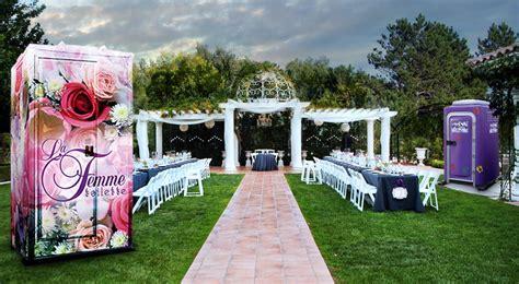 Wedding Porta Potty   ShenandoahWeddings.us