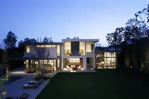 Brentwood Home Los Angeles by Modern Brentwood Residence In Los Angeles California