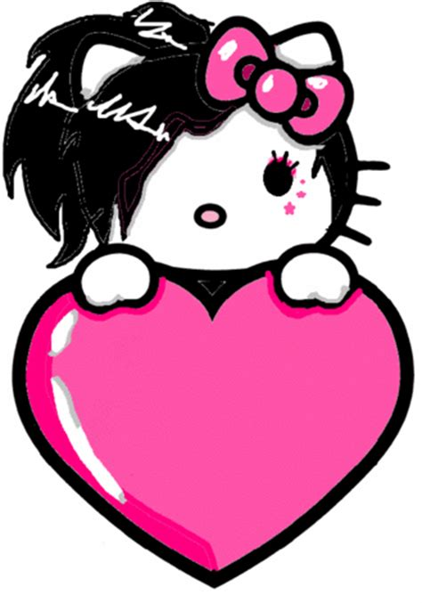 imagenes de corazones emos dibujos para colorear emo boys manga corazones emos