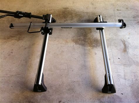 Bike Rack Attachment by Oem Roof Rack Base Support Thule Bike Rack Attachment