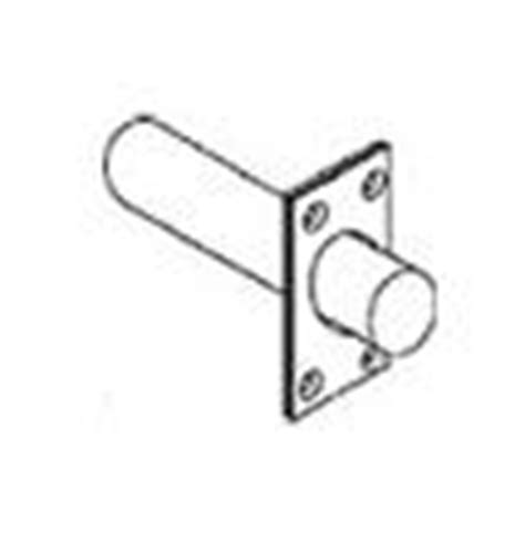 ives fb41p template trimco 3850 edge mounted bolt