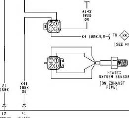 jeep o2 sensor diagram jeep free engine image for user